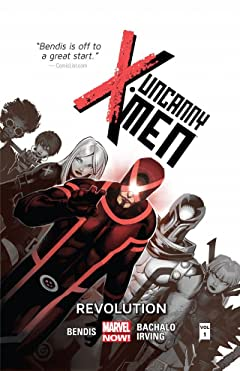 Uncanny X-Men Tome 1: Revolution