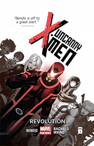 Uncanny X-Men (2013-) Vol. 1: Revolution