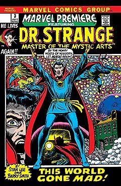 Marvel Premiere (1972-1981) #3