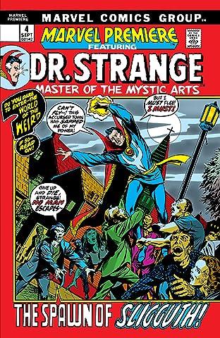 Marvel Premiere (1972-1981) #4
