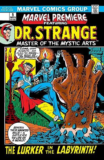 Marvel Premiere (1972-1981) #5