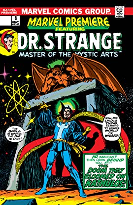 Marvel Premiere (1972-1981) #8