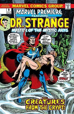 Marvel Premiere (1972-1981) #9