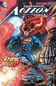 Action Comics (2011-) #22