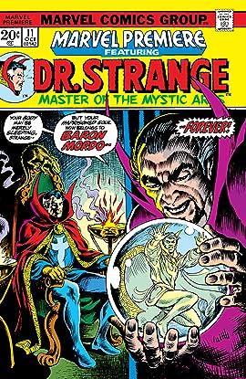Marvel Premiere (1972-1981) #11