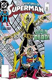 Adventures of Superman (1986-2006) #452