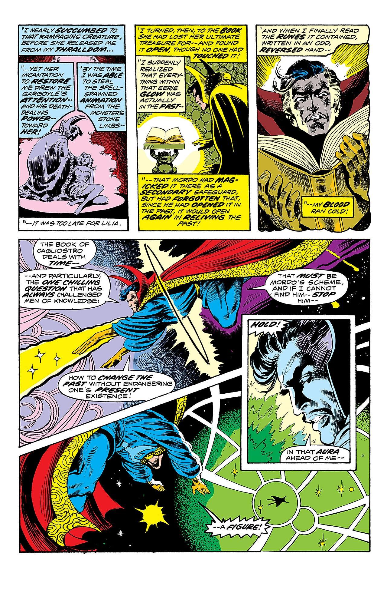 Marvel Premiere (1972-1981) #13