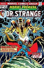 Marvel Premiere (1972-1981) #14