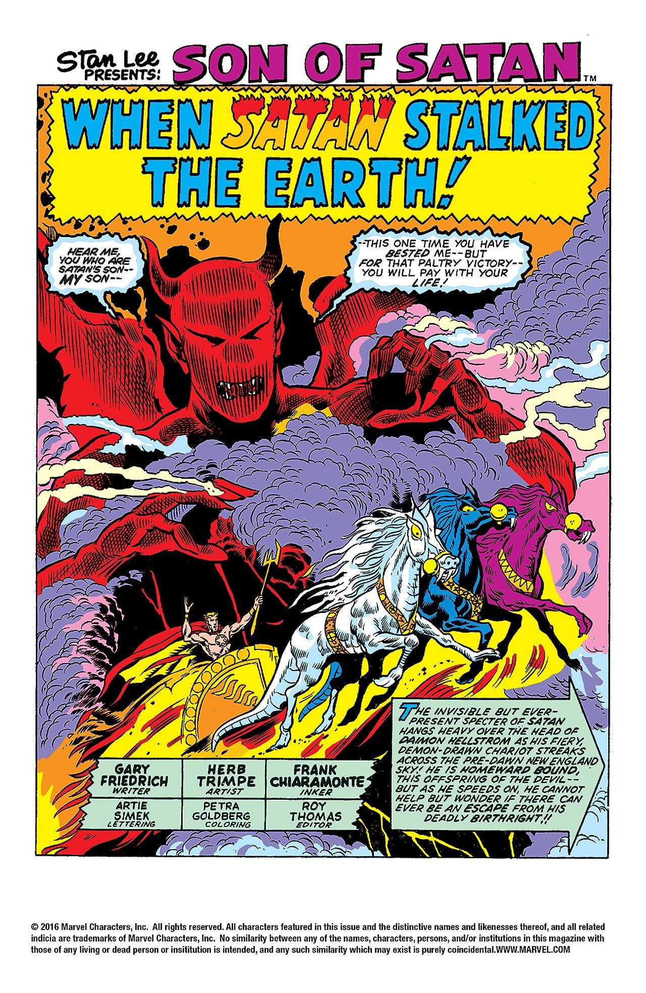 Marvel Spotlight (1971-1977) #13