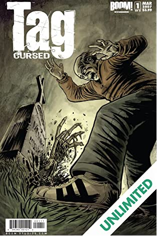 Tag: Cursed #1 (of 5)