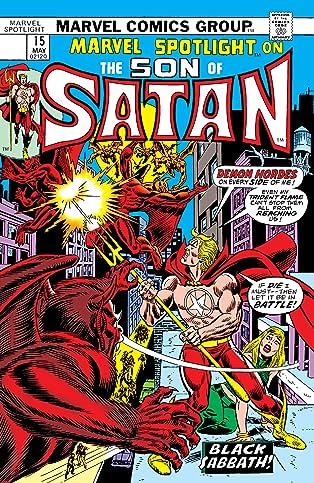 Marvel Spotlight (1971-1977) #15