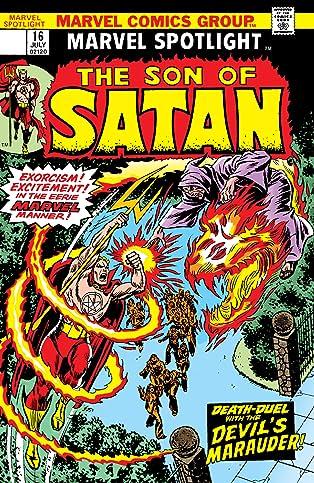 Marvel Spotlight (1971-1977) #16
