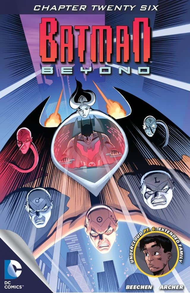 Batman Beyond (2012-2013) #26