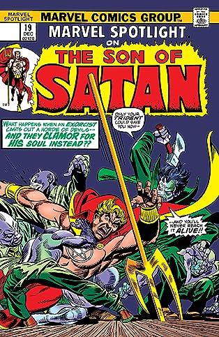Marvel Spotlight (1971-1977) #19