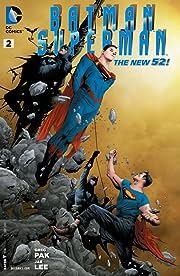 Batman/Superman (2013-2016) #2