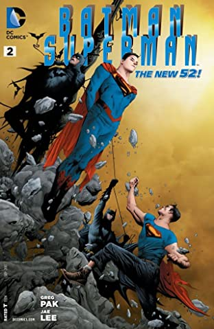 Batman/Superman (2013-2016) #2