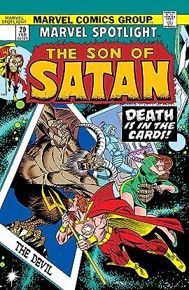 Marvel Spotlight (1971-1977) #20