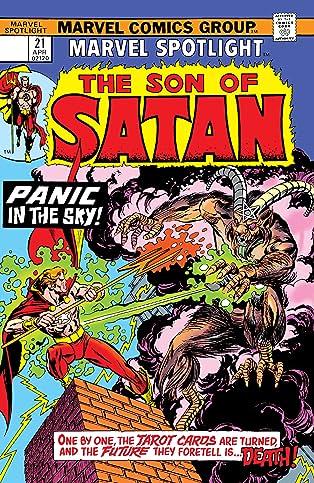Marvel Spotlight (1971-1977) #21