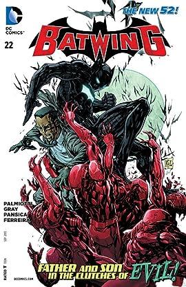 Batwing (2011-2014) #22