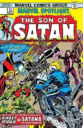 Marvel Spotlight (1971-1977) #22