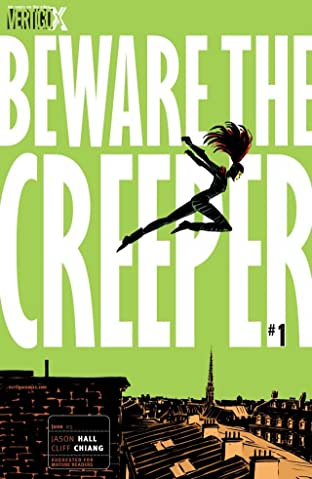 Beware The Creeper (2003) #1 (of 5)