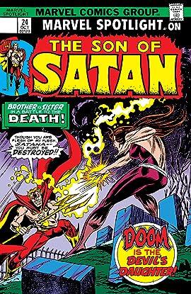 Marvel Spotlight (1971-1977) #24