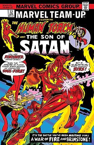 Marvel Team-Up (1972-1985) #32