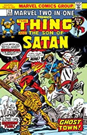 Marvel Two-In-One (1974-1983) #14