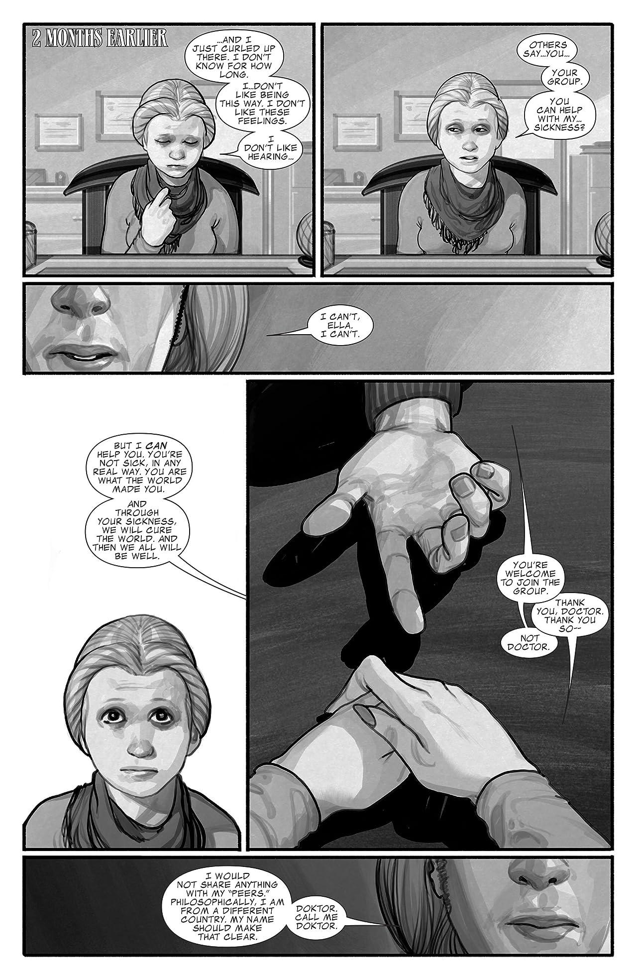 Mystic Hands of Doctor Strange (2010) #1
