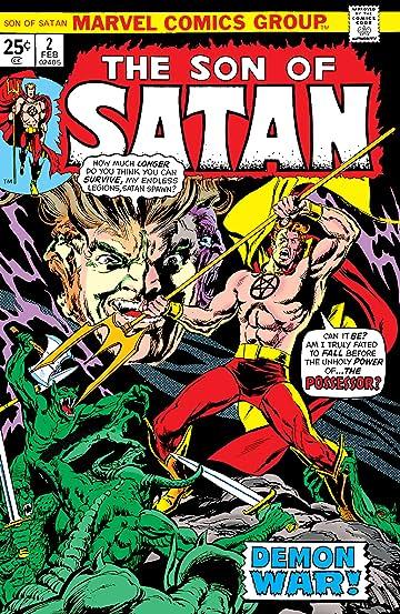 Son of Satan (1975-1977) #2