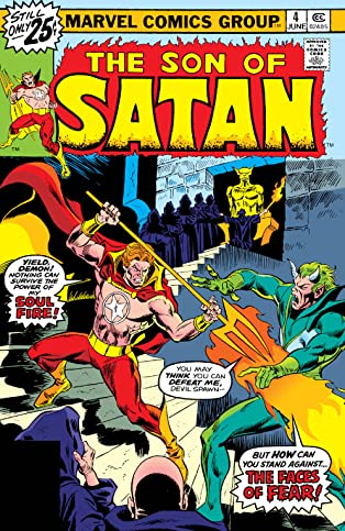 Son of Satan (1975-1977) #4