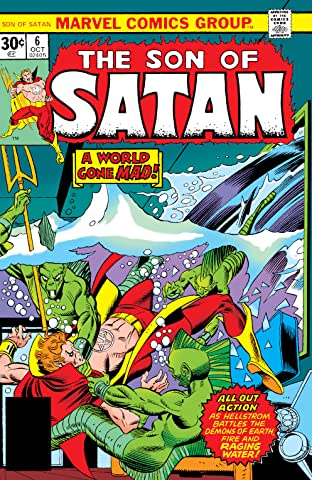 Son of Satan (1975-1977) #6