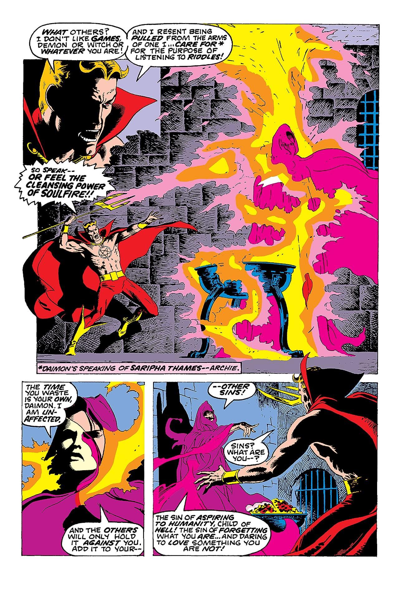 Son of Satan (1975-1977) #8