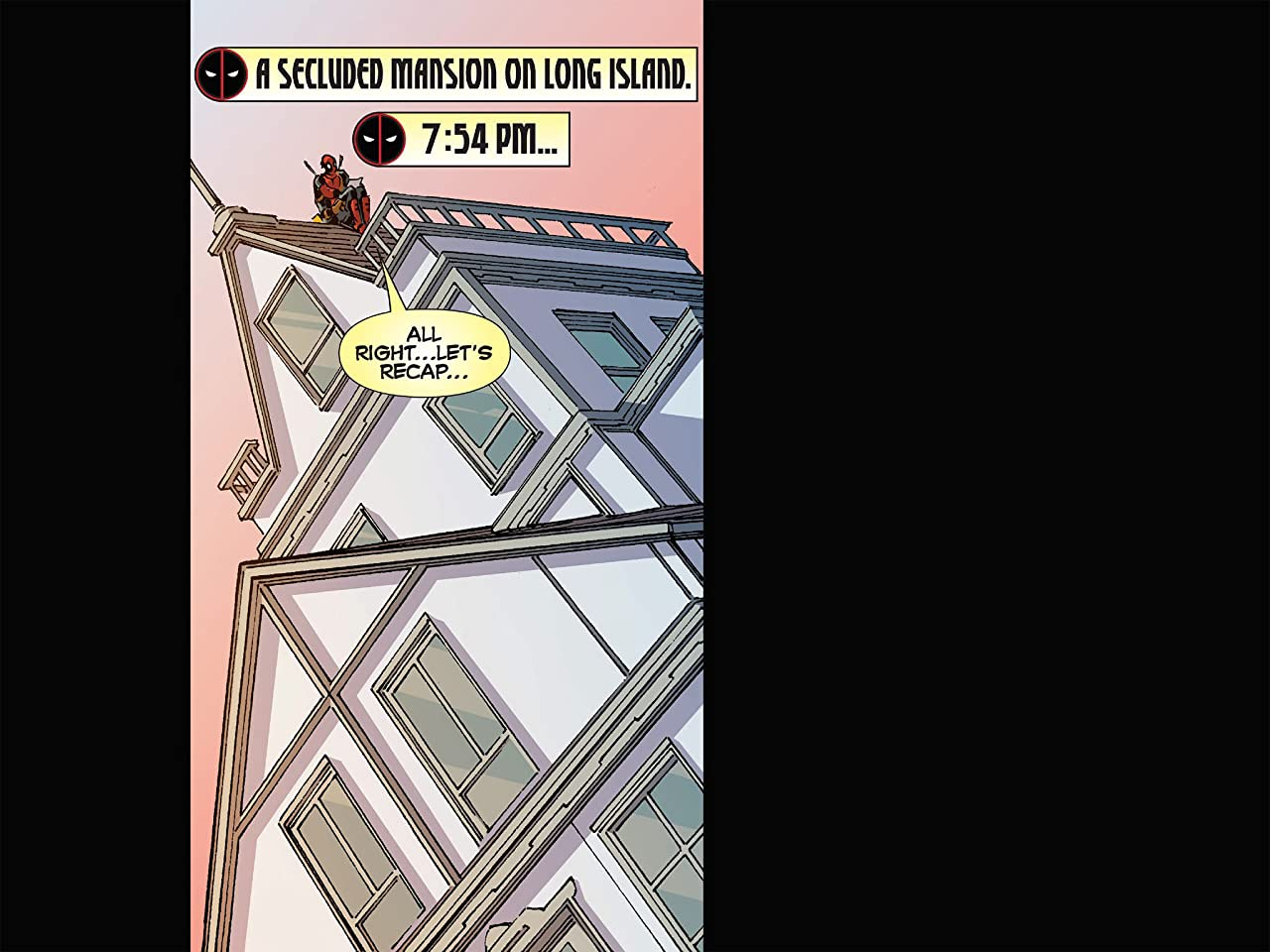 Deadpool: Too Soon? Infinite Comic #8 (of 8)