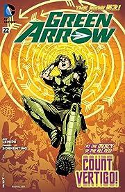 Green Arrow (2011-2016) No.22