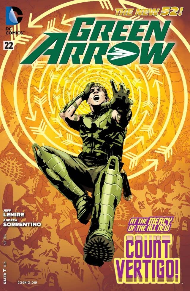Green Arrow (2011-) #22