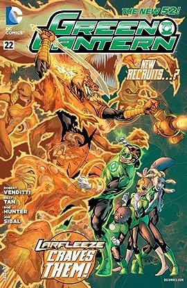 Green Lantern (2011-2016) #22