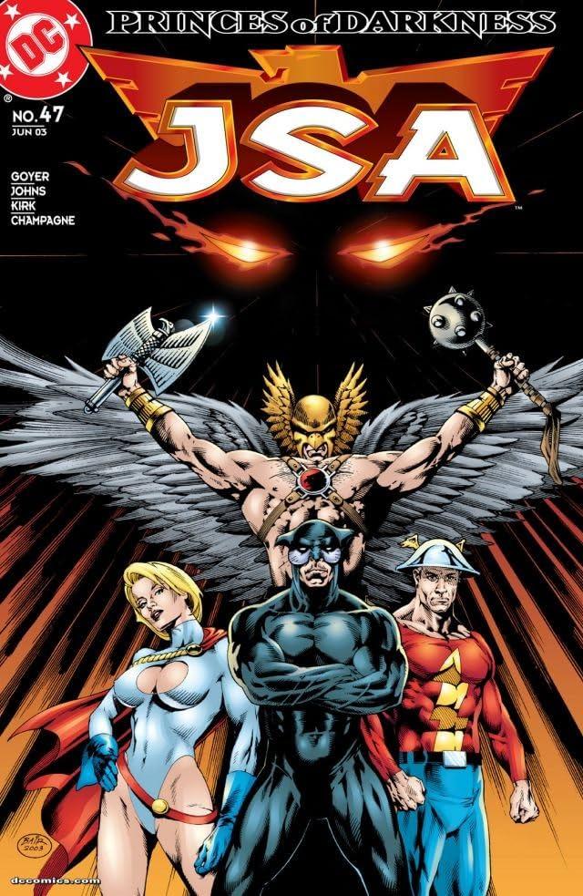JSA (1999-2006) #47