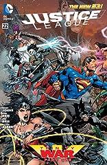 Justice League (2011-) #22