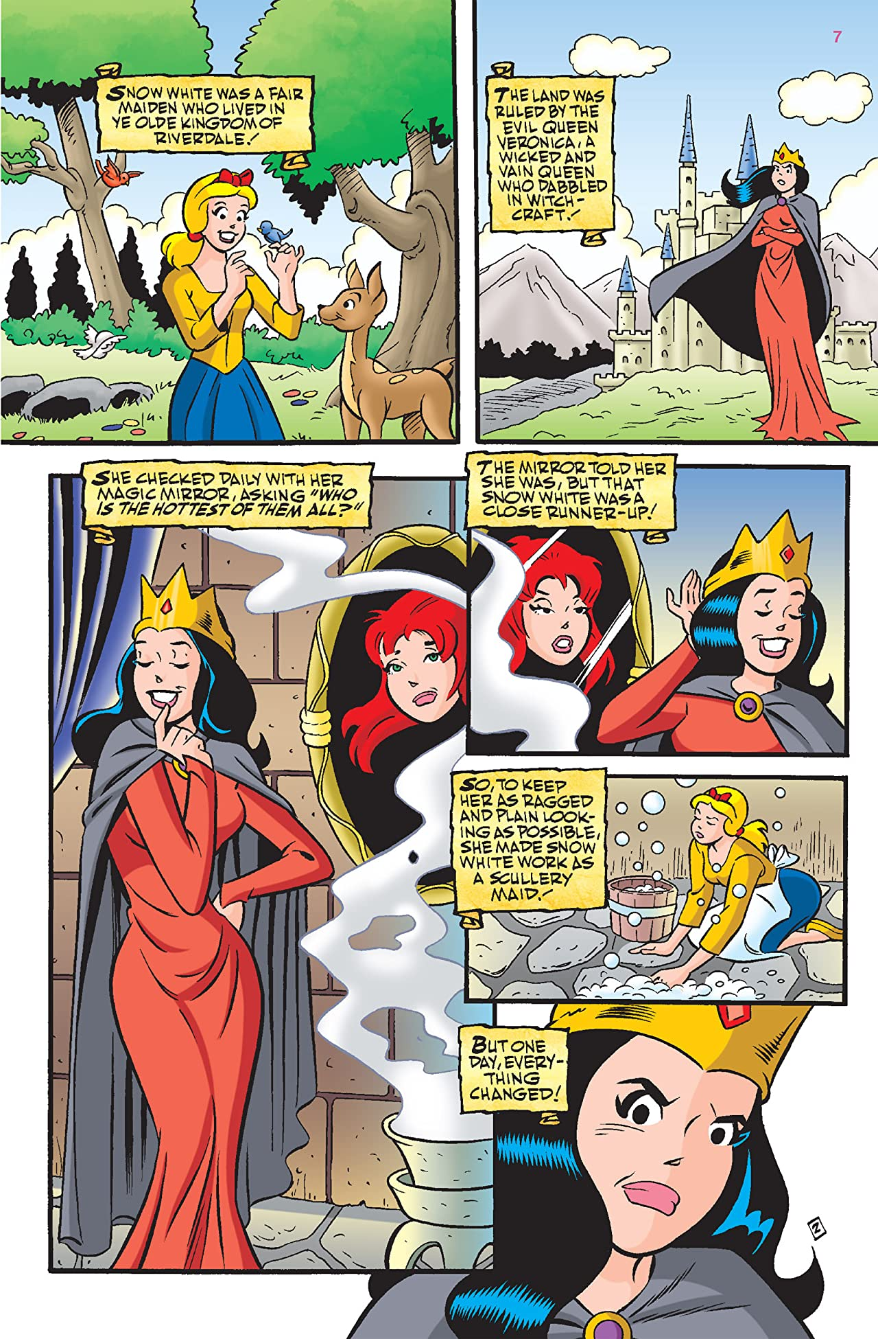 Betty & Veronica: Fairy Tales