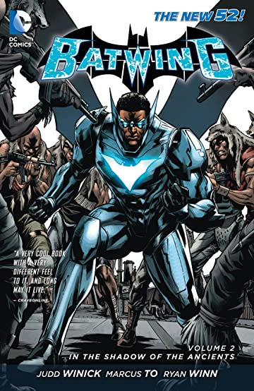 Batwing (2011-2014) Vol. 2: In the Shadow of the Ancients