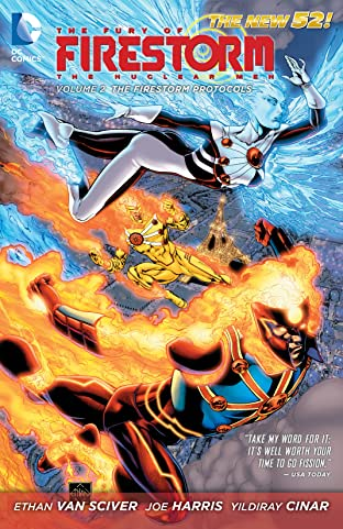 The Fury of Firestorm: The Nuclear Men (2011-2013) Vol. 2: The Firestorm Protocols