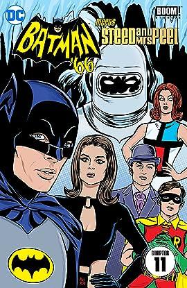 Batman '66 Meets Steed and Mrs Peel (2016) #11