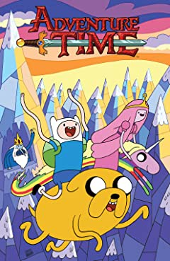 Adventure Time Tome 10
