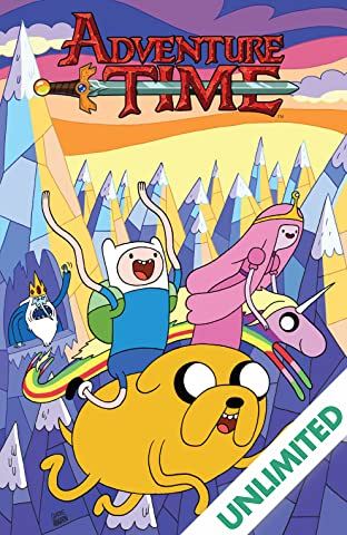 Adventure Time Vol. 10