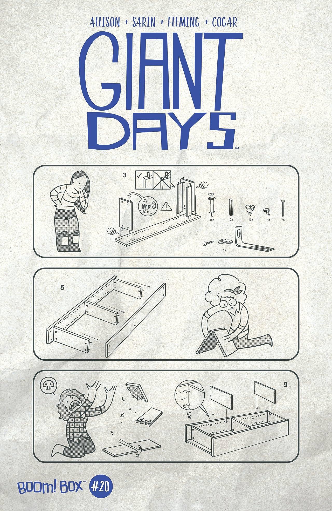 Giant Days #20