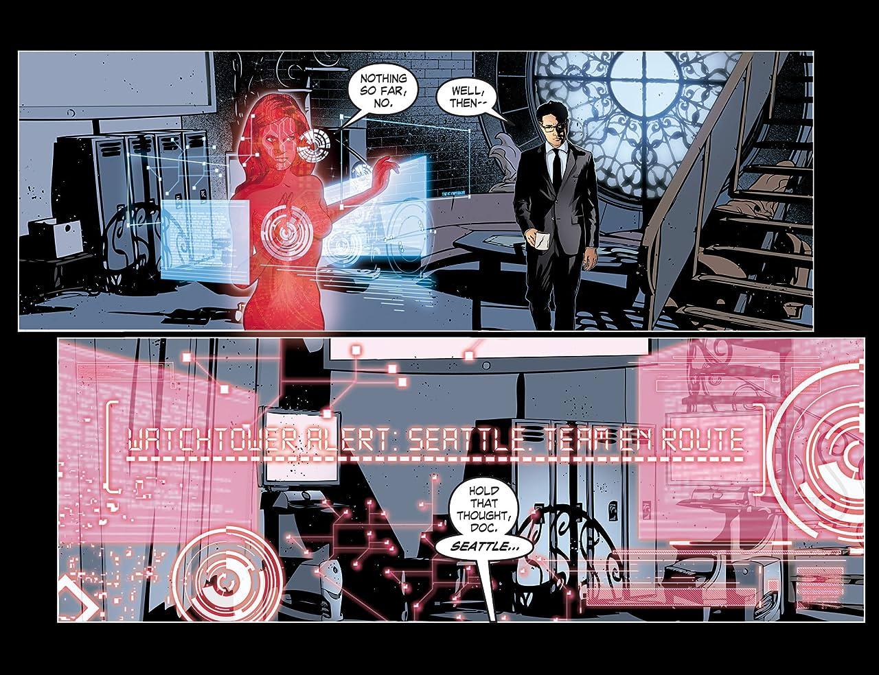 Smallville: Season 11 #54
