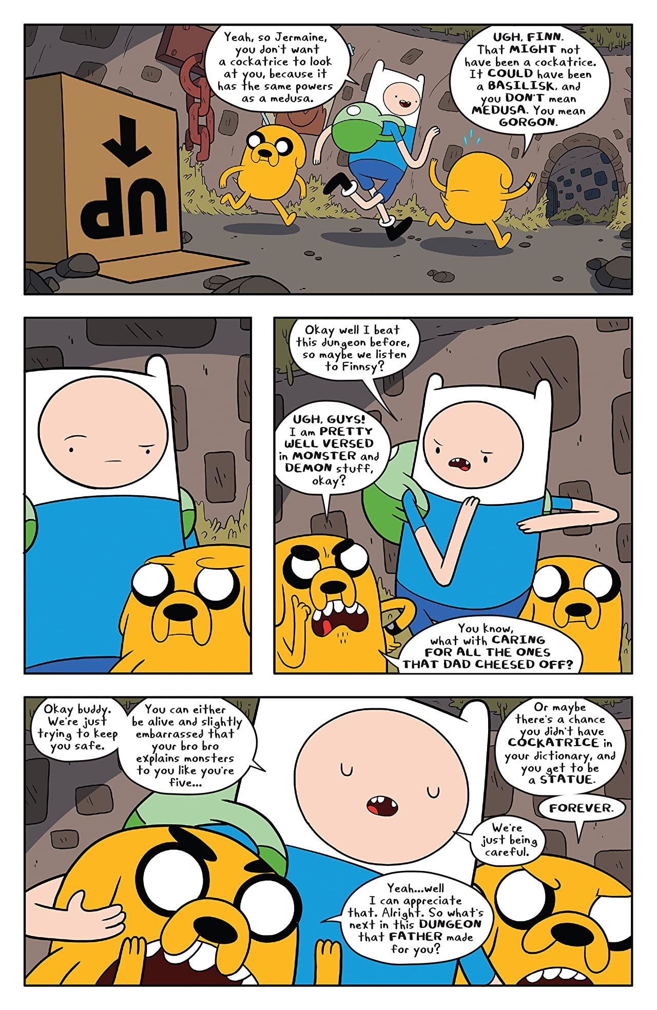 Adventure Time #58
