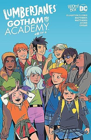 Lumberjanes/Gotham Academy No.6 (sur 6)