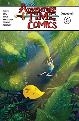 Adventure Time Comics No.5